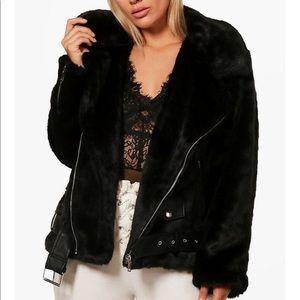 d81a06266e6 Boohoo Plus Jackets   Coats - ⬇ PRICE DROP⬇ Plus size faux fur